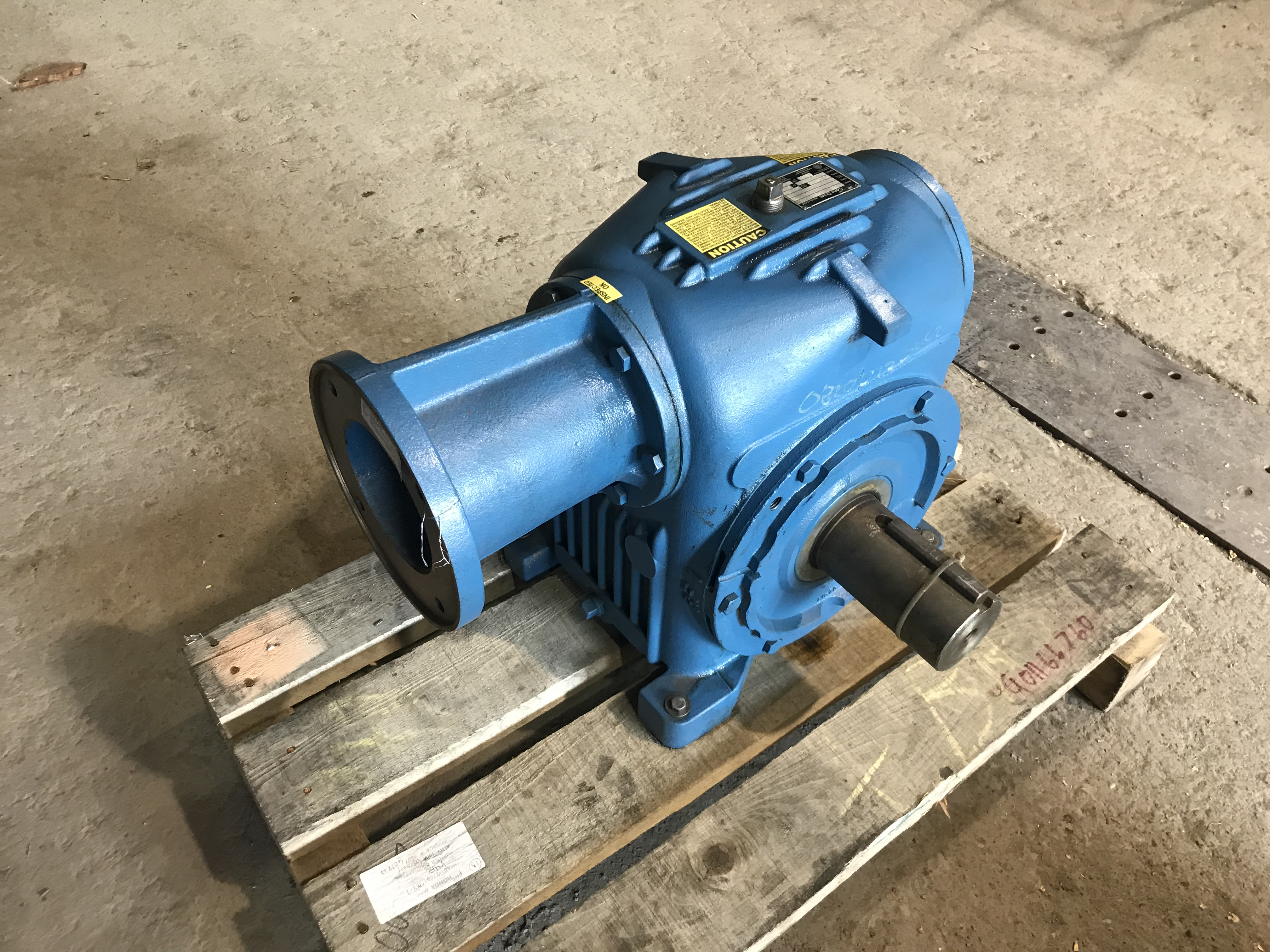 Cone Drive MHO60-2 Speed Reducer